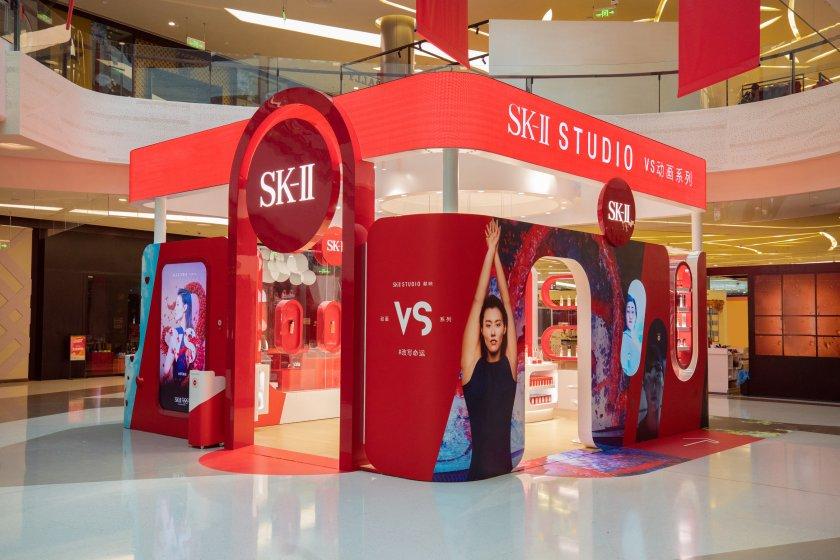 Social Retail – попъп магазин на SK-II с участието на олимпийски спортисти