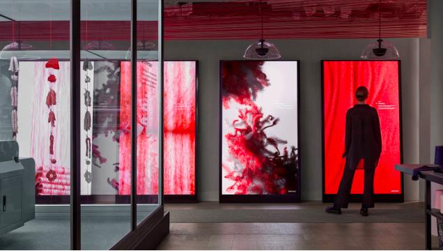AQKA с Design Grand Prix Cannes Lions 2021 за революционната рециклираща система Loop на H&M
