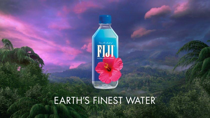 FIJI Water с нова рекламна кампания с музика от Ханс Цимер