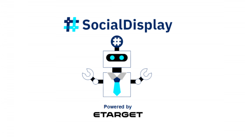 SocialDisplay - нова услуга за потребители и реклами агенции от Етагет