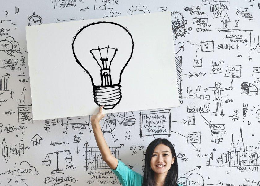 Схемата на творческия подем: 6 начина на работа и 3 ценности, които помагат да разгърнете максимално творческия потенциал
