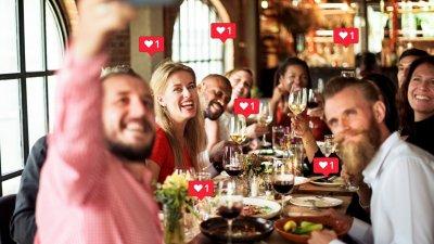 Как TikTok влияе на ресторантите и туризма