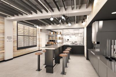 Кухня-призрак е бъдещето на ресторантите