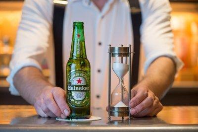 Heineken доказва, че чакането си заслужава