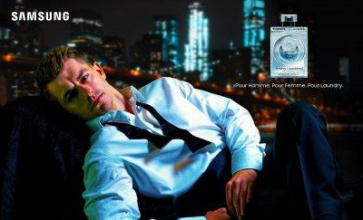 Макс Уитлок става рекламно лице на нов парфюм на Samsung във Великобритания