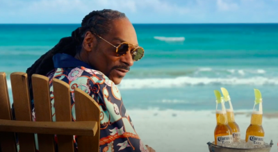 Snoop Dogg участва в новите реклами на Corona