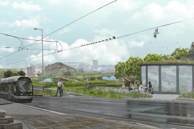 Зелените градове на бъдещето