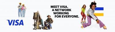 Visa обновява марката си за дигиталната икономика