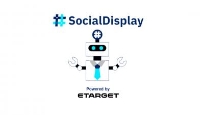 Етаргет България представя Social Display: нова услуга за рекламни агенции и крайни клиенти