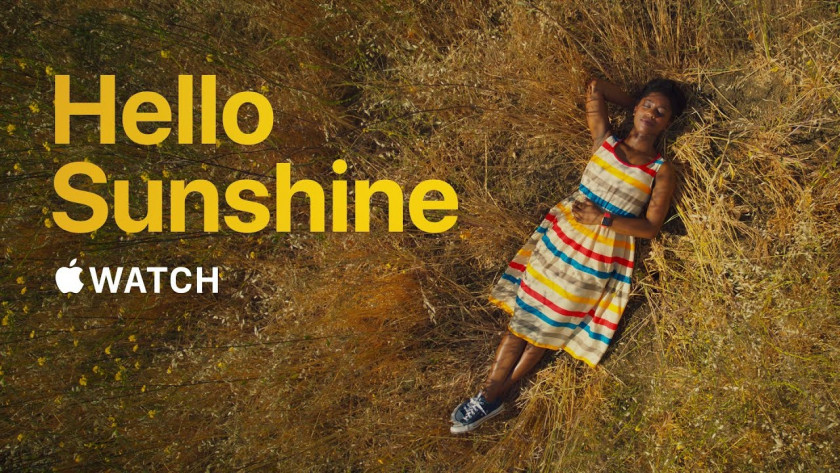 Apple Watch Series 6: Hello sunshine