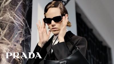 Загадка, традиция и лукс в празничната реклама на Prada