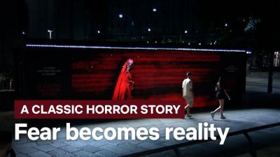 Netflix представя A Classic Horror Story пренасяйки страховете от хорър филмите на улицата в Милано