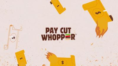 Burger King превръща намаляването на заплатите в отстъпка в ОАЕ